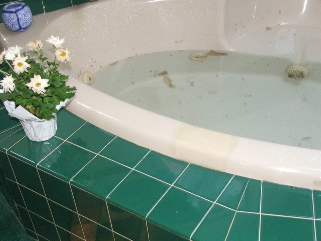 Attractive cleaning whirlpool tub jets image collection for Whirlpool baths pros and cons