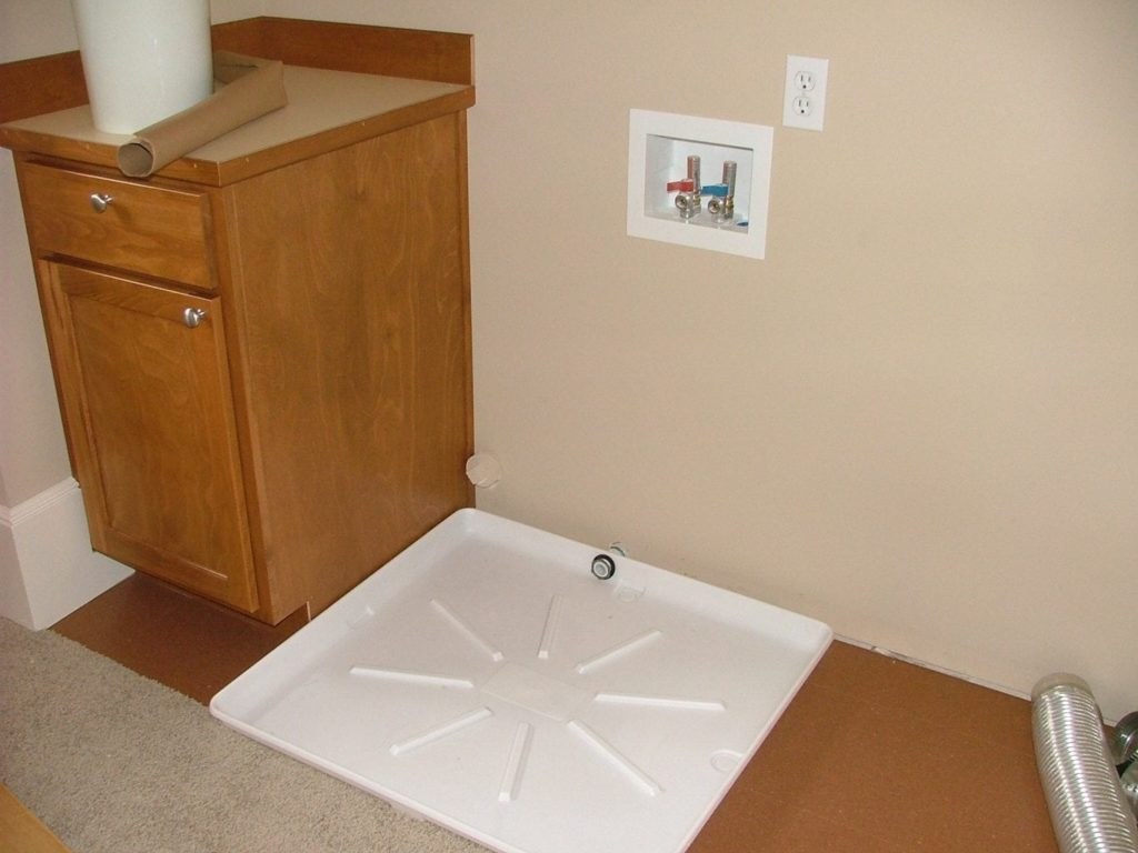 Water Heater And Washing Machine Trays Charles Buell
