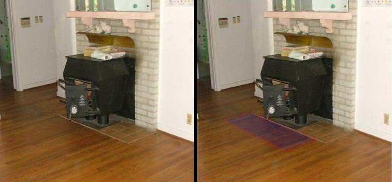 Insert with no hearth - Do You Use A Wood Burning Stove Or A Fireplace Insert? - Charles