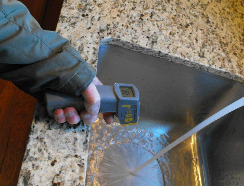 Bacteria, Mold and Your Kitchen Sink - Charles Buell Inspections Inc.