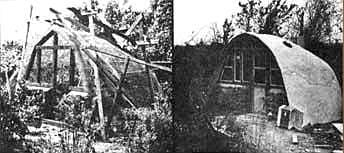Ferro-cement Dome