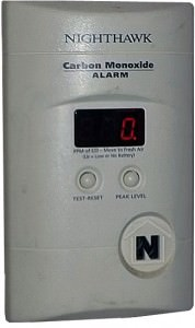 how to know if carbon monoxide detector works