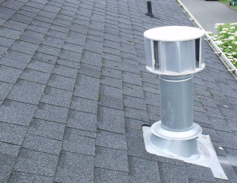 Gas Fireplace Chimney Caps : Gas fireplace venting wall or roof
