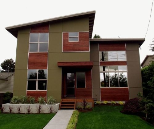 Newer more efficient home