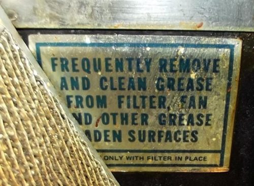 Filter Cleaning Instructions