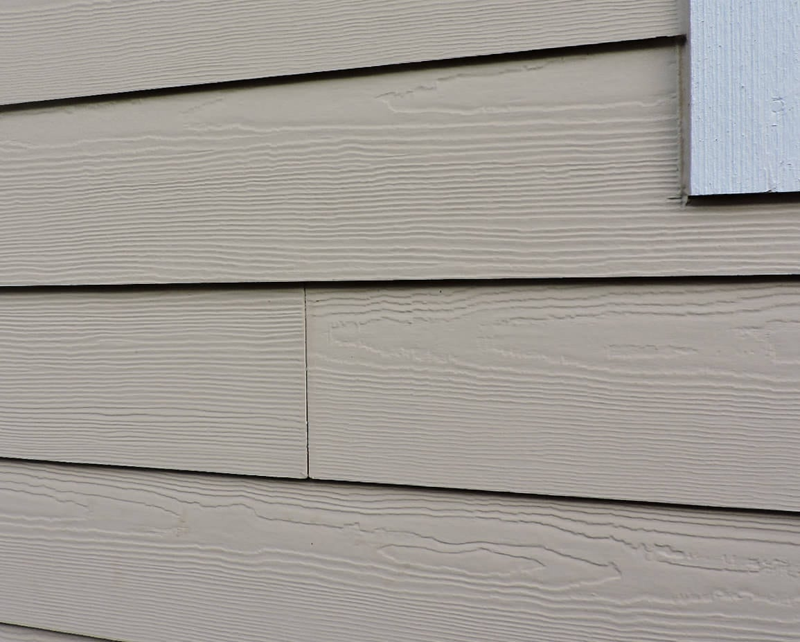 how to flash siding butt joints after the siding is installed