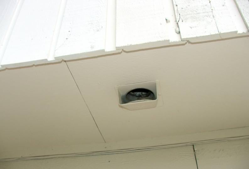 Exhaust Fans and Where They Terminate. - Charles Buell ...
