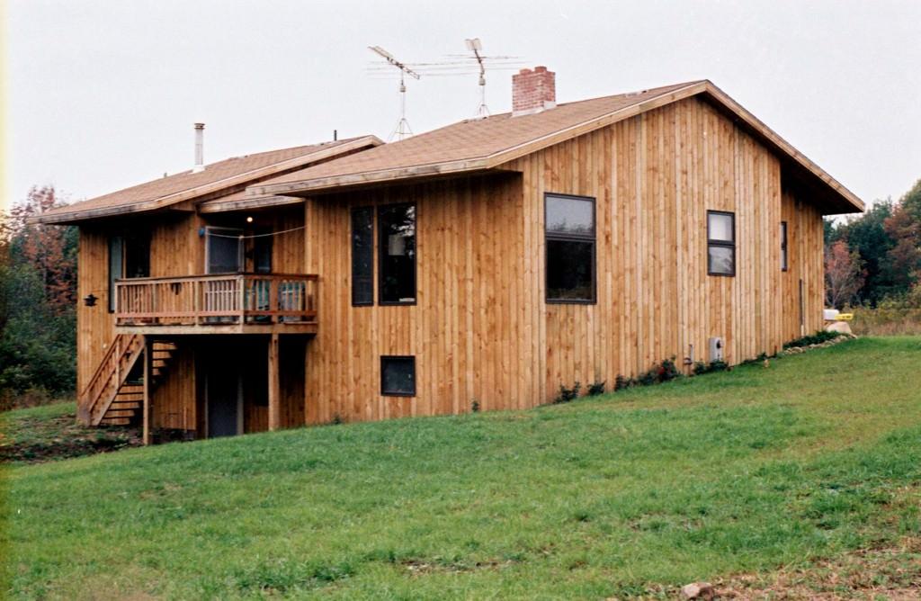 Passive Solar Duplex