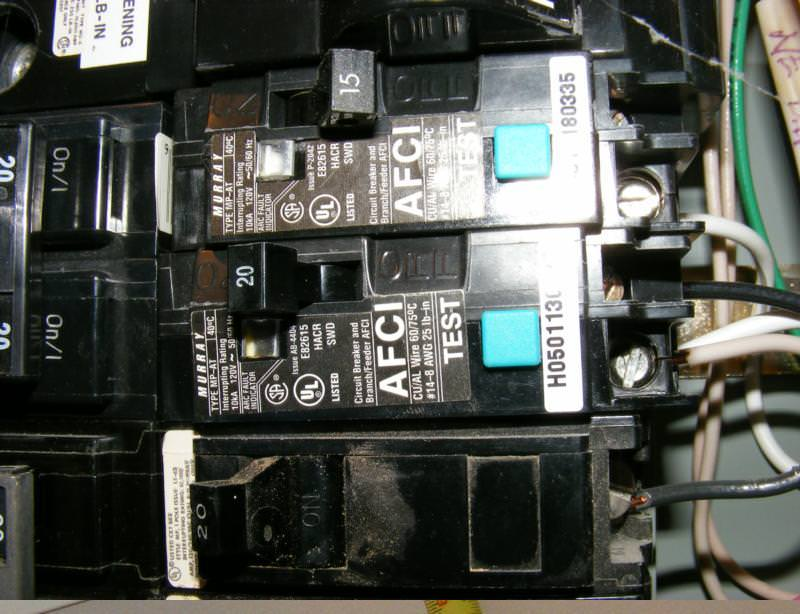 What Are Afci Breakers-it Is Not My Fault