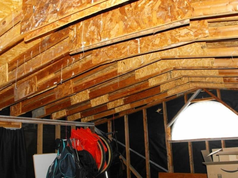 Homemade trusses