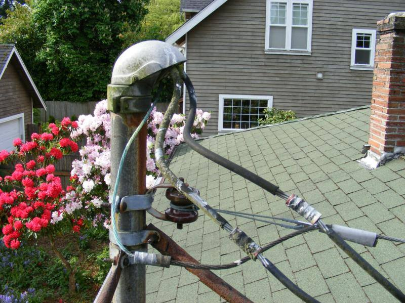 Electrical Service Weather Heads Charles Buell
