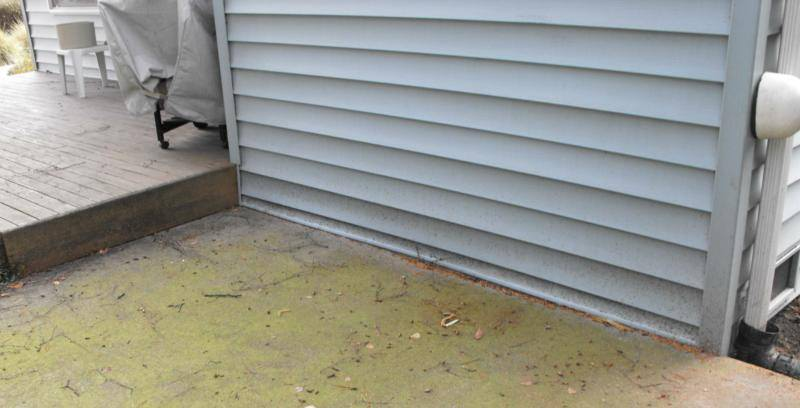 Vinyl siding---and what is it hiding?