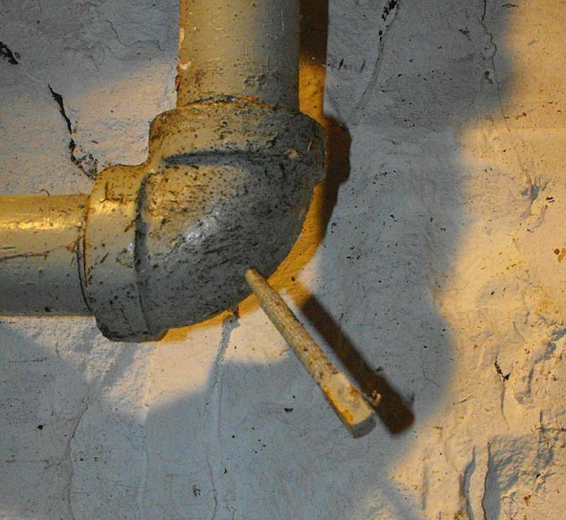 leak-stop nail set