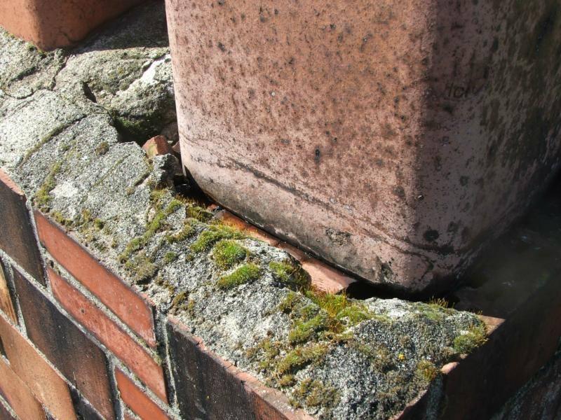 Loose chimney liner