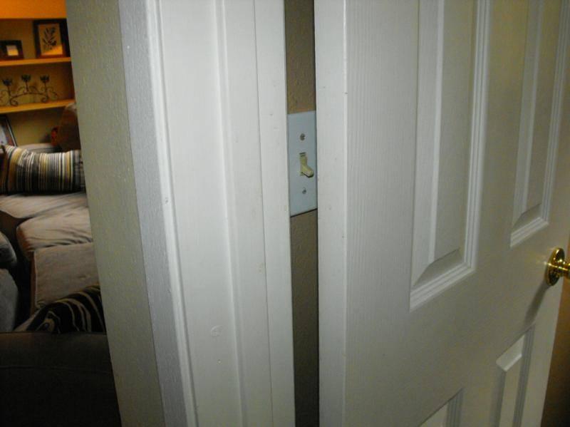 Hidden light switch