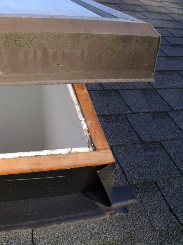 Detached skylight
